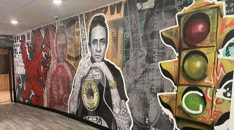 Joplin Mural